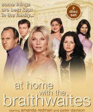 At Home with the Braithwaites - DVD cover for Series 3