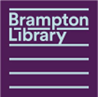 Brampton Library - Image: Brampton Library (logo)