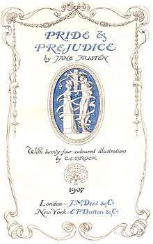 pride and prejudice  publication history edit