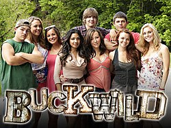 Buck Wild MTV Show Cast