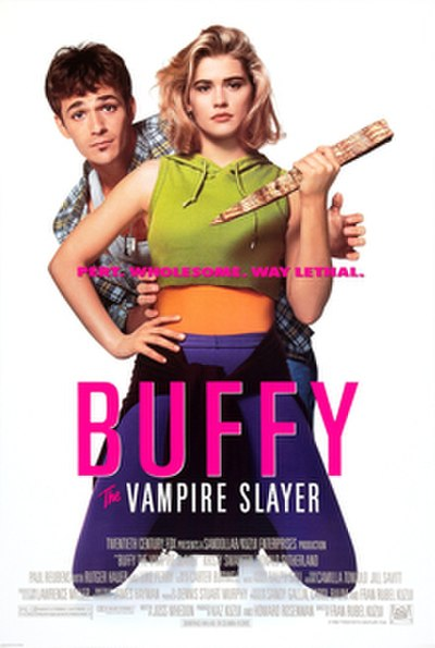 Picture of a movie: Buffy The Vampire Slayer