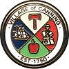 Official seal of Canning