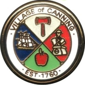 Canning, Nova Scotia - Image: Canning NS seal