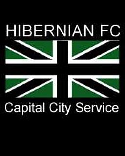 Capital City Service football hooligan gang from Scotland