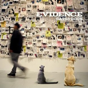 Cats & Dogs (Evidence album) - Image: Cats & dogs cover