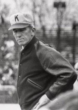 Charlie Bradshaw (American football coach) - Image: Charlie Bradshaw 1960