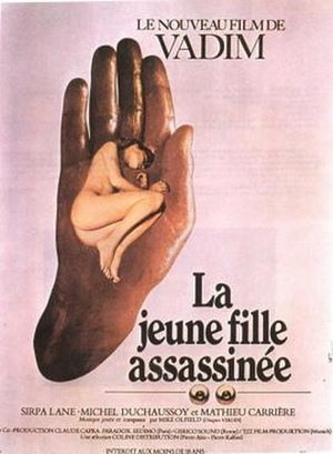 Charlotte (1974 film) - French film poster for Charlotte