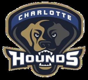 Charlotte Hounds - Image: Charlotte Hounds logo