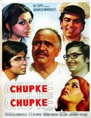 Chupke Chupke - Release Poster