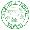 Official seal of Churchill County