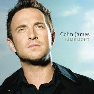 Limelight (Colin James album) - Image: Colin James Limelight