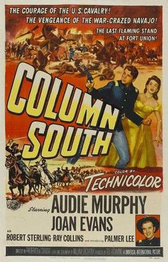 Column South - Film poster