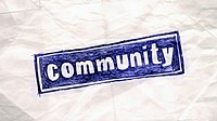 Picture of a TV show: Community