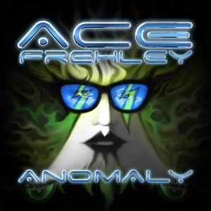 Anomaly (Ace Frehley album) - Image: Cover anomaly small