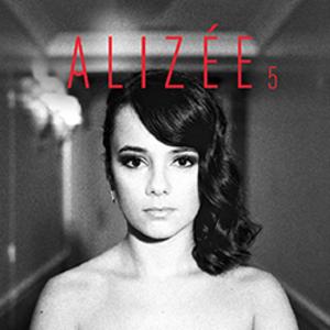 5 (Alizée album) - Image: Cover art for Alizée's album 5