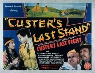 <i>Custers Last Stand</i> (serial) 1936 film by Elmer Clifton