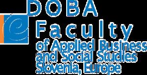 DOBA Faculty of Applied Business and Social Studies Maribor - Image: DOBA Fakulteta za uporabne poslovne in druzbene studije Maribor