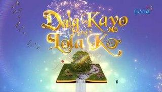 <i>Daig Kayo ng Lola Ko</i> Philippine television show