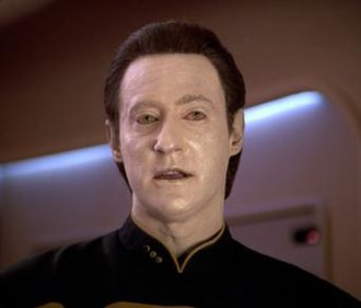 Data (Star Trek) - Image: Data TNG