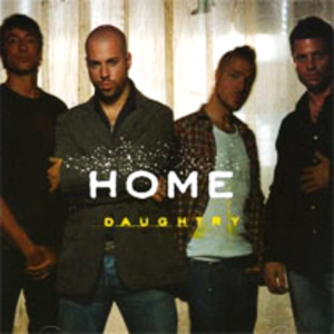 Home (Daughtry song) - Image: Daughtry home