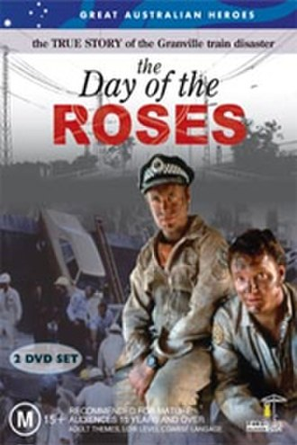 The Day of the Roses - DVD cover