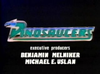 <i>Dinosaucers</i> Television series
