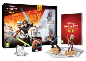Disney Infinity 3.0 - Image: Disney I30PALBoxart