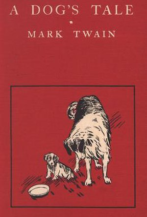 A Dog's Tale - First edition