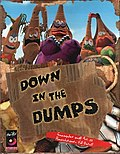 Cover art for Down in the Dumps.