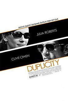 Duplicity full movie (2009)