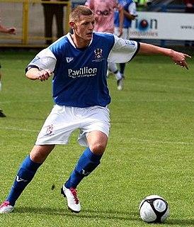 Lloyd Ellams English footballer