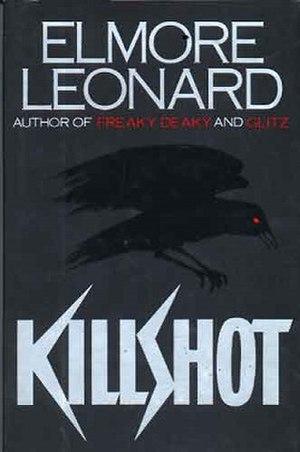 Killshot (novel) - First edition cover