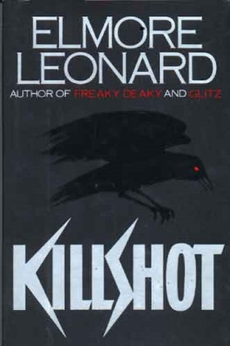Killshot (novel) - First edition cover