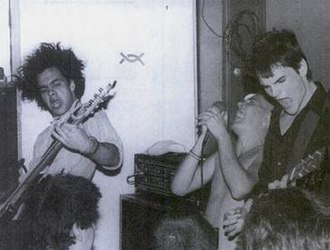 Embrace (American band) - Image: Embrace American Band 1985
