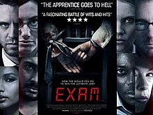 Exam (2009 film) - Wikipedia