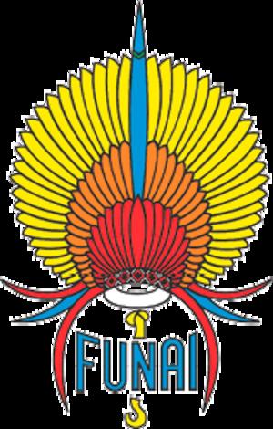 Fundação Nacional do Índio - Image: FUNAI logo