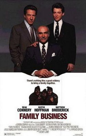 Family Business (film) - Image: Family Business (movie poster)