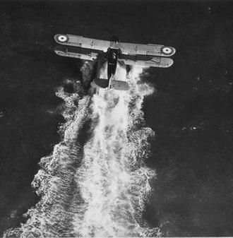 Fairey III - Fairey IIIF of the New Zealand Permanent Air Force.