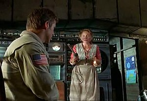 I, E.T. - John Crichton becomes the first alien contact for another world