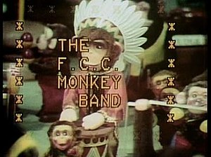 "God's Angry Man - Scott's ""FCC Monkey Band"""