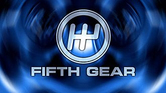 Fifth Gear - Former title card from (2005–2016)