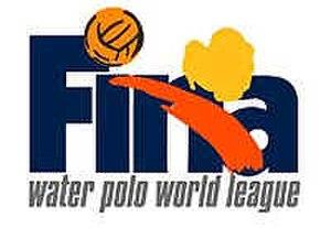 FINA Water Polo World League - Image: Fina wpwl logo
