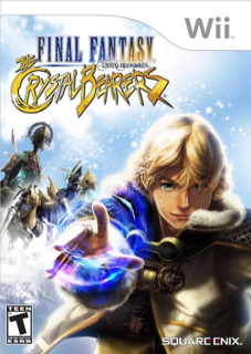 <i>Final Fantasy Crystal Chronicles: The Crystal Bearers</i> video game