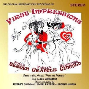 First Impressions (musical) - 1959 Original Broadway Cast Recording