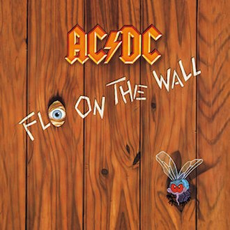 Fly on the Wall (AC/DC album) - Image: Fly On The Wall