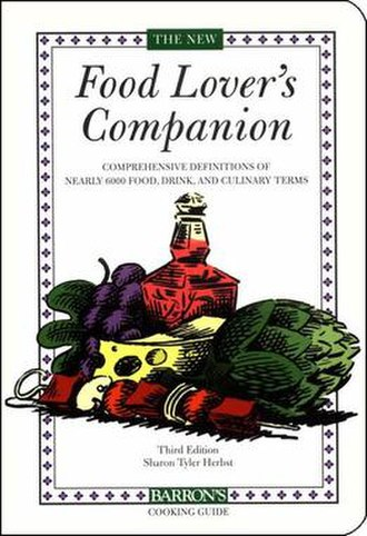 Food Lover's Companion - Third Edition cover