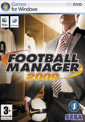 Football Manager 2009 - Image: Football Manager 2009