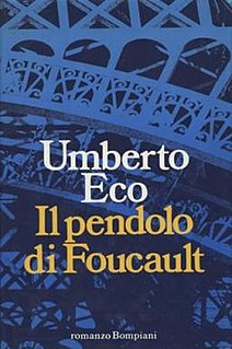 novel by Umberto Eco