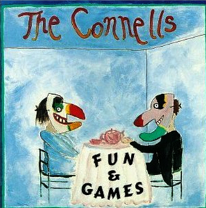 Fun & Games (The Connells album) - Image: Fun&games
