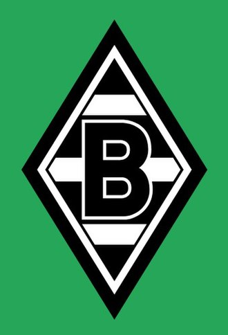 Borussia Mönchengladbach - Club crest between 1970 and 1999